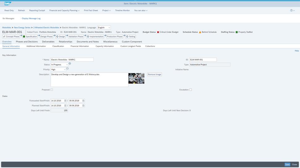 Project Portfolio Management | PPM Software | SAP