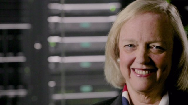 HPE CEO Meg Whitman