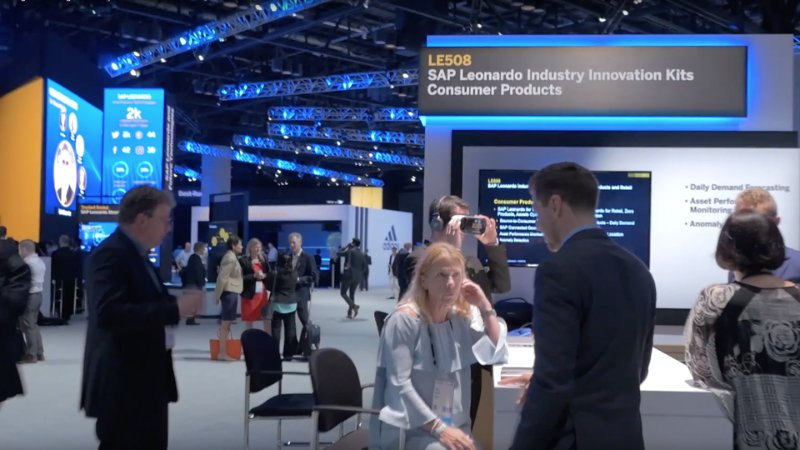 Image of SAP Enabling the Intelligent Enterprise video