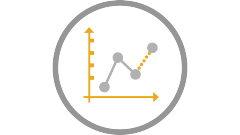 Devloper analytics icon