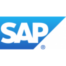 SAP logo from a video on becoming an intelligent enterprise
