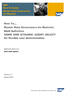 Sap master data governance book pdf