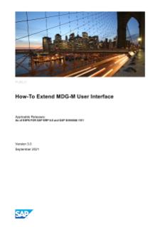 Sap master data governance book pdf