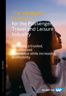 The Intelligent Enterprise Whitepaper for the Passenger Travel and Leisure Industry